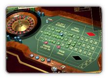 Roulette bord Svensk KasinoGuide.se