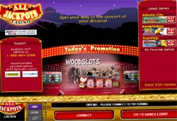 AllJackpots Casino
